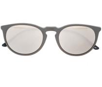 Runde 'Pop Chic' Sonnenbrille