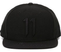 '11' Kappe mit Logo-Patch