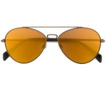 Pilotenbrille mit Logo