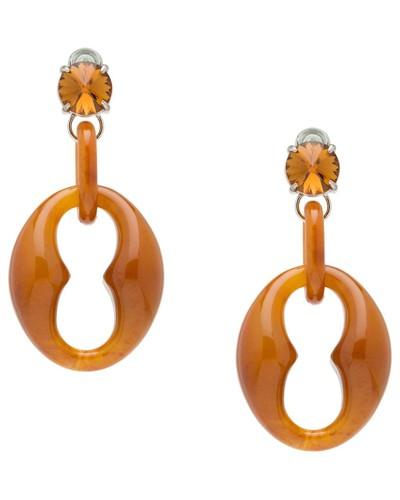 Ohrringe im geometrischem Design