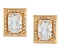 Ohrclips mit Kristallen