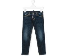 Jeans mit Ziernaht