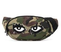 'Hac Eyes' Camouflage-Gürteltasche