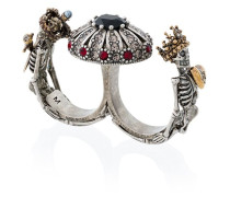 'Queen and King' Ring