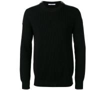 Pullover mit Reißverschluss an den Schultern