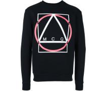 "Sweatshirt mit ""Multi Geo""-Print"