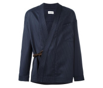 Wolljacke im Kimono-Stil