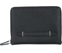 laptop bag - men - Kalbsleder/Nylon