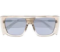 'Magda' Sonnenbrille mit Kristallen