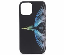 iPhone 12/12 Pro-Hülle mit Flügel-Print