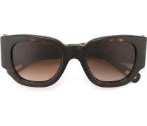 'Love' Sonnenbrille in Schildpattoptik - women