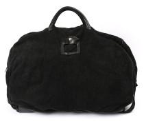 - Reisetasche mit Reißverschluss - men - Leder