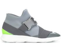 High-Top-Sneakers mit Sicherheitsschnalle