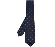 Krawatte mit Polka Dots