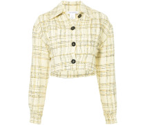 checked Modernism jacket