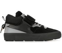 Slip-On-Sneakers mit Schnürung