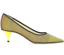 Gerippte Pumps
