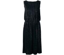 Kleid mit Nadelstreifen - women
