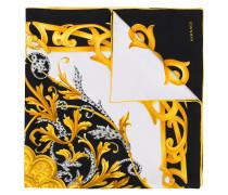 Acanthus print scarf