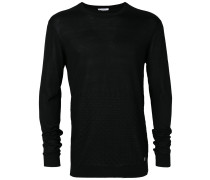 Sweatshirt aus Seide