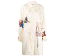 'Venus' Kleid mit Print