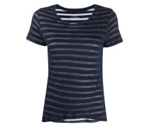 T-Shirt mit Overlay