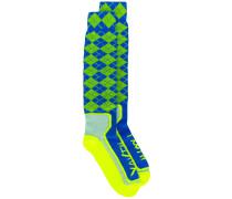 argyle socks - women - Polyester - M