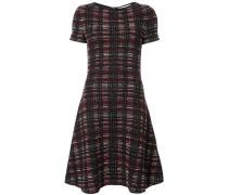 Ausgestelltes Tweed-Kleid