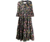 'Jennifer Jane' Kleid mit Blumen-Print