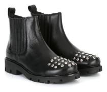 Chelsea-Boots mit Nieten