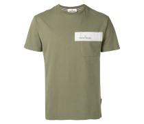 T-Shirt mit Brusttasche - men - Baumwolle - L