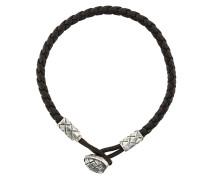 intrecciato woven bracelet