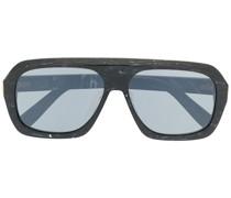 Marmorierte Ferry Sonnenbrille