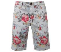 floral shorts - men - Baumwolle/Elastan - 35