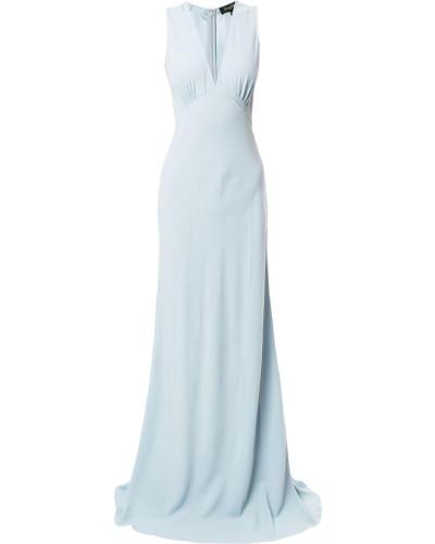 Camisole-Kleid mit V-Ausschnitt