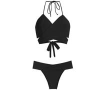 'Mary' Bikini in Wickeloptik