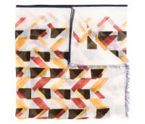 Schal mit geometrischem Print - men
