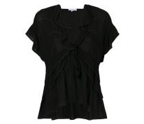 drawstring blouse