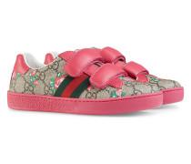 Children's GG rose bud sneakers