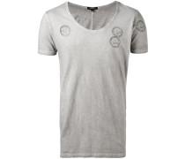 'Shotgun' T-Shirt mit rundem Ausschnitt - men