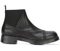 Chelsea-Boots mit asymmetrischem Einsatz