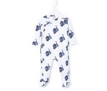 Pyjama mit Hasen-Print