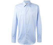 Klassisches Hemd - men - Baumwolle/Elastolefin