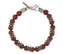 Armband mit Jaspisperlen