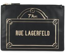 'Rue Lagerfeld' Clutch