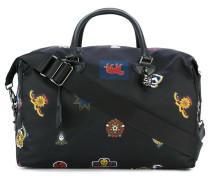 Reisetasche mit Print
