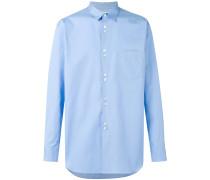 Hemd mit Doppel-Knöpfen - men - Baumwolle - S