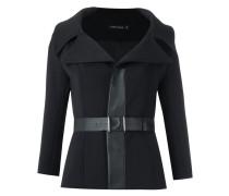 panelled blazer - women - Polyester/Elastan - 44