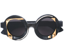 - x _Julius 'Mask M7' Sonnenbrille - women