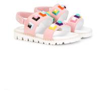 Sneakers mit bunten Nieten - kids